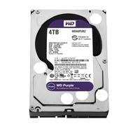 DD INTERNO WD PURPLE 3.5 4TB SATA3 6GB/S 64MB 24X7 PARA DVR Y NVR DE 1-16 BAHIAS Y 1-64 CAMARAS