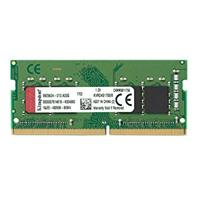 MEMORIA KINGSTON SODIMM DDR4 8GB PC4-2400MHZ VALUERAM CL17 260PIN 1.2V P / LAPTOP KINGSTON KVR24S17S