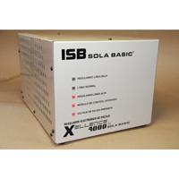 REGULADOR ELECRONICO SOLA BASIC ISB XELLENCE 4000VA 120V +/-5%