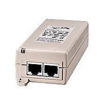 ADAPTADOR POE HPE ARUBA INYECTOR 802.3AF 15.4W PD-3510G-AC 10 / 100 / 1000BASE-T ETHERNET HP JW627A
