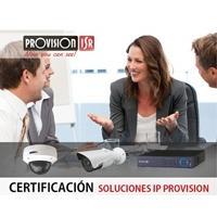 CERTIFICACIÓN IP PROVISION ISR CON KIT DE REGALO PROVISION ISR CERTIFICA-IP