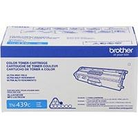 TONER BROTHER CYAN TN439C ALTO RENDIMIENTO DE 9000 PAGINAS AL 5 POR CIENTO DE COBERTURA BROTHER TN43