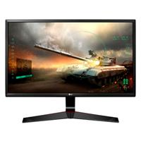 MONITOR GAMER LED LG 23.8 WIDESCREEN NEGRO RES 1920 X 1080 TR 1MS HDMIDISPLAY PORT VGA