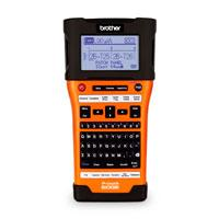 ROTULADOR INDUSTRIAL DE ETIQUETAS BROTHER PTE550W, WIFI, TECLADO QWERTY, CINTAS DE 6MM, 9MM, 12MM,18