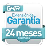 EXT. DE GARANTIA 24 MESES ADICIONALES EN PCGHIA-2384 GHIA PCGHIA-2384B