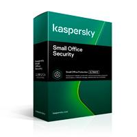 KASPERSKY SMALL OFFICE SECURITY 10 + 1 (1 SERVER + 10 USER )  /  1 AÃ'O  /  CAJA KASPERSKY TMKS-176