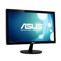 MONITOR LED ASUS 19.5 HD / 1600X900 /  CONTRASTE 80,000,000 / BRILLO 250CD / M2 /  25W /  60HZ /  VG
