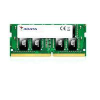 MEMORIA ADATA SODIMM DDR4 8GB PC4-19200 2400MHZ CL15 260PIN 1.2V LAPTOP ADATA AD4S240038G17-S