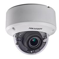 CAMARA HIKVISION TIPO DOMO TURBO HD 3MP / LENTE MOTORIZADO 2.8 - 12MM / IR 40 MTS / IP66 / IK10