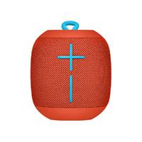 BOCINA ULTIMATE EARS WONDERBOOM PORTATIL BLUETOOTH FIREBALL RED COMPACTA RESISTENTE AL AGUA Y A PRUEBA DE CAIDAS