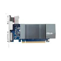 T. DE VIDEO ASUS PCIE 2.0 NVIDIA GEFORCE GT710 / 2GB / GDDR5 / ESTANDAR  Y BAJO PERFIL / VGA+DVI+HDM