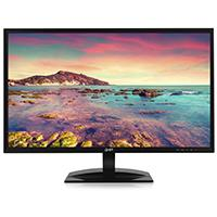 MONITOR LED IPS GHIA CHROMA FULL HD / 21.5 PULGADAS / VGA / HDMI / NEGRO / BOCINAS INTEGRADAS
