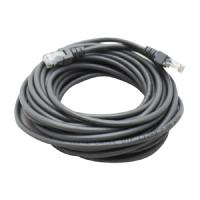 CABLE DE RED GHIA 7.5 MTS 22.5 PIES CAT 5E UTP GRIS