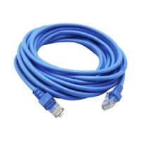 CABLE DE RED GHIA 5 MTS 15 PIES CAT 5E UTP AZUL
