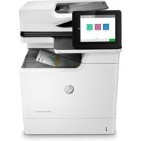 OPS MULTIFUNCIONAL HP COLOR LASERJET ENTERPRISE M681DH, 50 PPM, DUPLEX, HDD