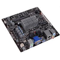 MB ECS BSWI-D2 CPU INTEGRADO J3060 1.6GHZ / 1XSODIMM DDR3 1333 / VGA / HDMI / 2XUSB 3.0 / MINI ITX P