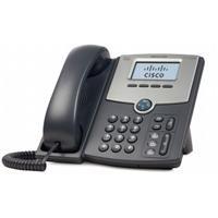 TELEFONO IP CISCO 1 LINEA CON PANTALLA SPA502G, POE Y PC, 2X RJ-45, NEGRO NO INCLUYE FUENTE DE ALIME