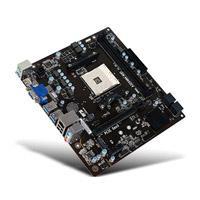MB ECS A320AM4-M3D S-AM4 RYZEN / 2XDDR4 2400 / REQUIERE TARJETA DE VIDEO 6XUSB3.0 MICRO ATX PC ECS A