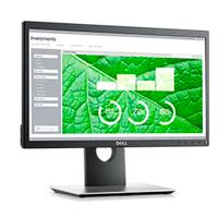 MONITOR LED DELL P2018H 19.5 / 1600X900 / 60HZ / HDMI / DISPLAY PORT / VGA / USB / 3 AÑOS DE GARANTIA / GIRATORIO