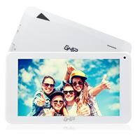 TABLET GHIA A7 WIFI T7718B/5PTOS/QUAD/1GB/8GB/2CAM/WIFI/ANDROID 8.1 GO/BLUETOOTH/BLANCA
