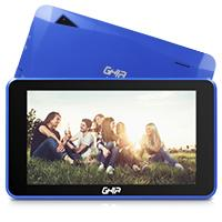 TABLET GHIA AXIS7 WIFI T7718A / 5PTOS / QUAD / 1GB / 8GB / 2CAM / WIFI / ANDROID 7 / BLUETOOTH / AZU