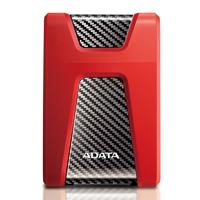 DISCO DURO EXTERNOERNO 2TB ADATA HD650 2.5 USB 3.1 CONTRAGOLPES ROJO WINDOWS/MAC/LIMUX
