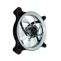 VENTILADOR EAGLE WARRIOR GAMING AURORA PARA GABINETE 12 CM / LED / BLANCO EAGLE WARRIOR ACLFAURORA00