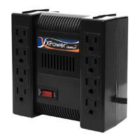 REGULADOR COMPLET X POWER ERV-9-001 DE 1300VA / 650W 8 CONTACTOS COMPLET ERV-9-001