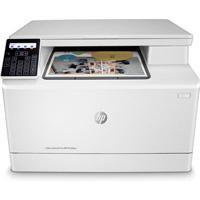 MULTIFUNCIONAL LASER COLOR HP COLOR LASERJET PRO M180NW  /  17 PPM  /  NETWORK  /  WIFI HP T6B74A#BG