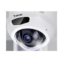 CAMARA VIVOTEK/ IP MINIDOMO INTERIOR 2 MP FULL HD/ IR 6 MTS/AUDIO/POE/ SNV/SMART STREAM II/DWDR/RANURA MICRO SD