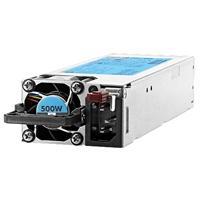 FUENTE DE PODER REDUNDANTE HP 500W FS PLAT HT PLG HP 865408-B21