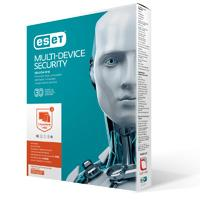 ESET MULTIDEVICE SECURITY V10 / 2018 3 USUARIOS, 1 AÃ'O DE VIGENCIA (CAJA)  ESET TMESET-205