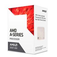 CPU AMD APU 7TH GEN A8-9600 S-AM4 65W 3.1GHZ(TURBO 3.4GHZ) CACHE 2MB 4CPU 6GPU CORES  /  GRAFICOS RA