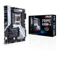 MB ASUS PRIME X299-A GAMING INTEL S- 2066 7A GENERACION / 8X DDR4 4000 OC / 4XPCIE 3.0 / 2X M.2 / 8