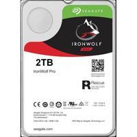 DD INTERNO SEAGATE IRONWOLF PRO 3.5 2TB SATA3 6GB / S 7200RPM 64MB 24X7 HOT-PLUG P / NAS 1-16 BAHIAS