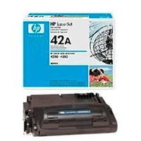TONER HP NEGRO P/LASERJET 42A P/4240 4250 4350 Q5942A - 10000 PAGINAS