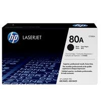 TONER HP NEGRO 80A PARA LASERJET M401M425- 2700 PAGINAS