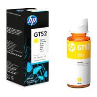 BOTELLA TINTA CONTINUA HP GT52 AMARILLO 70 ML HASTA 8000 PAGINAS M0H56AL HP M0H56AL