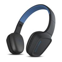 AUDIFONOS BLUETOOTH Y CONEXION DE CABLE 3.5 MM TIPO DIADEMA ENERGY SISTEM HEADPHONES 3 BLUE MICROFONO INTEGRADO BOTONES MULTIFUNCION