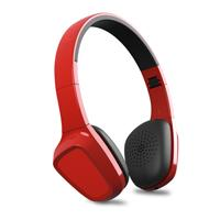 AUDIFONOS TIPO DIADEMA BLUETOOTH Y CONEXION DE CABLE 3.5 MM ENERGY SISTEM HEADPHONES 1 RED CON MICROFONO INTEGRADO