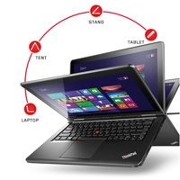 THINKPAD YOGA CORE I3 4010 1.7 GHZ/4GB/SSD 128GB/8C/BT/12.5 + PEN//W8.1 PRO 64