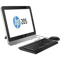 HP AIO 205 G1 AMD DCORE DUAL CORE E1-2500 1.4GHZ/4GB/500GB/SLIM DVDRW/18.5/W8.1 64/1-1-1