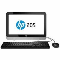 HP AIO 205 G1 AMD DUAL CORE E1-2500 1.4GHZ/4GB/500GB/SLIM DVDRW/18.5/UBUNTU LINUX/1-1-1