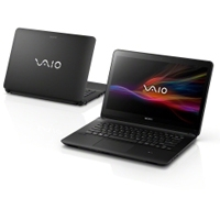 VAIO FIT E SVF14415CLB AMD A10 2.1GHZ NEGRO /6GB/1 TB/ REP Y GRAB DVD/ WIN 8 SINGLE LENGUAGE