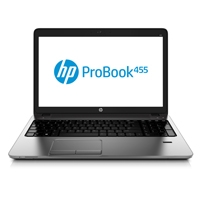 HP 455 G1 PROBOOK AMD A6-4400M 3.2GHZ/1X4GB/500GB/15.6 LED HD/RADEON 7420G/DVDRW/WIN 7A8PRO 64/1-1-0