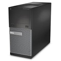 OPTIPLEX 3020 MT CORE I5 4590 3.3GHZ / 4GB / 500GB / NO MONITOR / DVDRW / WIN 7 PRO - WIN 8.1 PRO