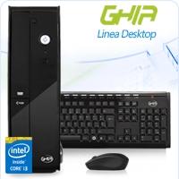 GHIA DESKTOP CORE i3 4150 3.5 GHZ/4GB/1TB/DVD+RW/LM6-1/SFF-N/W8.1
