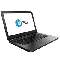 HP NOTEBOOK 240 G3 CELERON N2840 2.16GHZ/ 4GB/ 1TB/14 LEDHD/NO ODD/WIN 8.1 EM 64 /1-1-0/BAT 4CELDAS