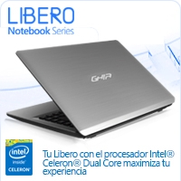 GHIA LAPTOP LIBERO CELERON DC N2808 1.58-2.25GHZ/2GB/500GB/LM/14/WIFI+BT/WEBCAM/W8.1BING64