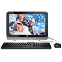 HP PAVILION 18-5202LA AIO AMD E1-6010 DUAL CORE 1.35GHZ/ 4GB/ 500GB/ 18.5/ DVD-RW/ LT7-1/ WINDOS 8.1